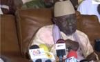 Gamou 2016 : Abdoul Aziz Sy Al amine recommande aux chauffeurs la prudence et la responsabilité sur les routes du Maouloud