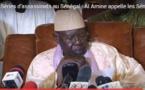 """Abdoul Aziz Sy Al amine, sur la recrudescence de la criminalité : """"Prions pour la paix, la stabilité et la sécurité au Sénégal"""""""
