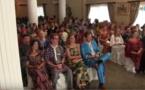 Vidéo : prestation de serment du corps de la paix américain, une coopération aux bénéfice des populations rurales et péri urbaines