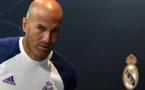 """Zidane : """"Je connais déjà mon onze pour demain"""""""