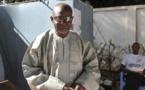 L'opposant gambien Ousseynou Darboe en 2011. © AFP PHOTO / SEYLLOU.