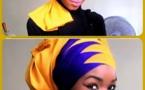 Attaché de foulard: Comment faire le zig zag?