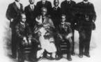 Les princes noirs amenés du Sénégal en France