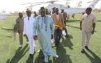 Journée nationale de l'élevage : Arrivée du Chef de l'Etat à Ndioum.