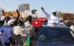 EXCLUSIF - L'impressionnant accueil du Président Macky Sall à Ndioum. Regardez !