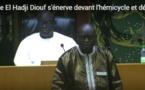 """Me El Hadji Diouf aux députés :  """"Je suis l'avocat international sénégalais qui fait le buzz"""""""
