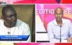 """Vidéo – Adama Barrow : """"Ce n'est pas à Yaya Jammeh de dire si…""""!"""
