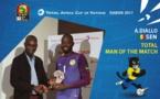 CAN 2017 : Tunisie/Sénégal-Abdoulaye Diallo élu homme du match