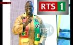 Vidéo: CAN 2017: Droits de retransmissions des matchs: Sa Ndiogou clashe la RTS1