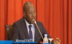 Vidéo:  Adama Barrow rassure les Gambiens et leur donne rendez-vous le 19 janvier