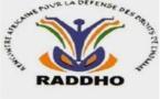 Crise en Gambie : la RADDHO exige du Président sortant Yaya Jammeh le respect de la souveraineté populaire