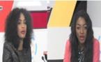 Vidéo: Mbathio Ndiaye refuse de  répondre à la question gênante de Bijou Ndiaye sur ses photos obscènes.