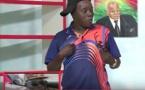 Vidéo: Le rappeur Ngakaa Blindé convoqué au Ministère des Forces Armées pour jouer un concert en Gambie pour Yahya Jameh version Kouthia.