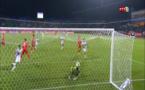 Vidéo-CAN 2017: L'Algérie réduit le score face à la Tunisie avec un magnifique but (1-2)