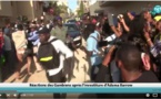 Vidéo-Investiture d'Adama Barro, réactions des gambiens