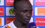 """Vidéo-CAN 2017: réaction à chaud de Sadio Mané après la victoire des """"Lions"""" contre les """"Warriors"""" (2-0)"""