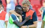 Jürgen Klopp à Sadio Mané: « Je suis content pour toi, mais d'un autre côté, je pourrais vraiment te botter les fesses… »