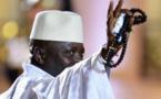 Bye bye Président Yahya Abdul-Aziz Jammeh: il n'est plus en Gambie