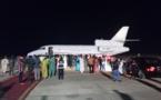 URGENT GAMBIE Vidéo: Yahya Jammeh et Alpha Condé viennent d'embarquer à bord d'un jet privé