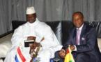 Yahya met le cap sur Malabo: le film des trois heures d'escale de l'ex-Président gambien à Conakry