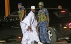 Yahya Jammeh quitte la Gambie  : le film du départ en vidéo et images