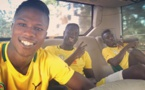 Vidéo: L'ambiance de la Tanière avant le match contre l'Algérie