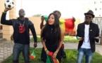 """Vidéo - Le tout nouveau clip de Duggy Tee: """"Allez Les Lions"""" en compagnie d'Aida Samb, Omzo Dollar, Awadi et Xuman... Appréciez!"""