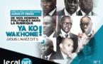 """Ainsi parlait Djibo Kâ: """"Le Président Macky Sall doit instaurer une loi pour lutter contre la transhumance politique"""""""