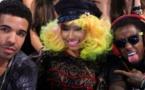USA: Découvrez la grosse surprise du trio Drake,Nicki Minaj et Lil Wayne…Photos