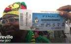 Vidéo CAN 2017: les supporteurs camerounais se moquent des Sénégalais, regardez!