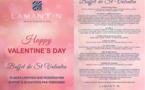 La Saint Valentin au Lamantin : une experience sublime !