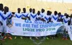 l'US Gorée face à Horoya AC de Conakry
