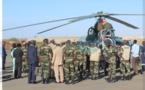 Vidéo-photos: La cérémonie de la réception de deux Aéronefs à la base aérienne capitaine Mame Andalla Cissé