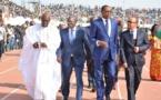 Mankeur Ndiaye et Souleymane Diop version sapeur