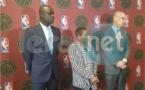 Photo-Annonce de la Nba Africa Game