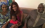 Soumboulou Bathily guest star d'Adama Barrow