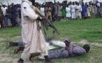 Attention âmes sensibles: Boko Haram exécute des hommes de Kumshe