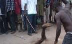 Braquage en plein jour dans un Service « Wari » à Castors : le bandit parvient à arracher le sac contenant l'argent, mais a été grièvement lynché