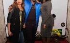 Mbathio Ndiaye en robe rétro Tina Turner, regardez