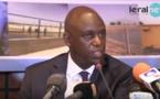 Mansour Faye, ministre de l'Hydraulique et de l'Assainissement revient sur son bilan : « le gouvernement a mobilisé presque 427 milliards FCFA entre 2015-2016 »  (vidéo)