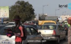 Embouteillages monstres à Mermoz et sur la VDN: taximen et passagers crient leur désarroi