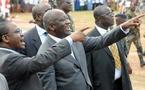 """Après s`être fait enrôler hier à l`école BAD à la Riviera : Gbagbo à propos des affrontements à Séguéla : """"Ce sont des soubresauts mais nous tenons le cap"""""""