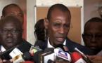 """Abdoulaye Daouda Diallo """"on a fait une réunion de sécurité d'urgence pour préconiser des solutions aux braquages et agressions"""""""