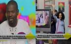 """Pape Cheikh Diallo et les animateurs de """"Yéwouleen"""" reçoivent la grande chaîne internationale TV5 ..Regardez!!"""