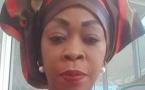 Aby Ndour l'autre frangine du roi du Mbalax en taille basse, elle dégage une élégance toute africaine...