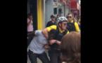 Brésil: Rude altercation entre policiers et marchands ambulants sénégalais