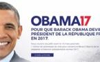 """Ils militent pour qu'Obama se présente à l'élection présidentielle française: """"on a envie de rêver"""""""