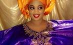 Aïcha Diouf de la 2STV en 86 clichés en robe et grand boubou, une vraie égérie de mode, impressionnant,