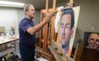 George W. Bush, la culpabilité en peinture