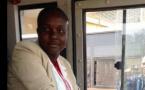 Voici Sophie Diouck, la première femme conductrice de bus Dakar Dem Dikk